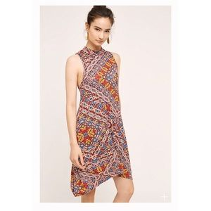 Anthropologie Maeve Lilt Swing Shift Dress